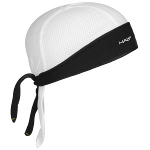 Halo Protex SweatBlock Bandana - White