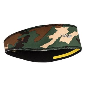 Halo II SweatBlock Headband - Camo Green