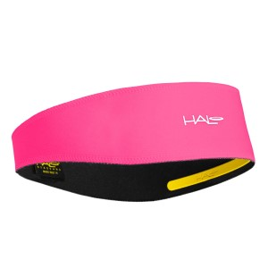 Halo II SweatBlock Headband -Bright Pink
