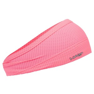 Halo Bandit Air 4 Inch Tapered Sweat Seal Headband - Coral