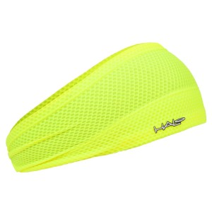 Halo Bandit Air 4 Inch Tapered Sweat Seal Headband - Green Flash
