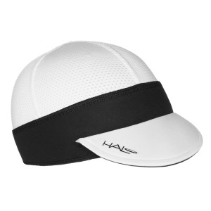 Halo SweatBlock Cycling Cap - White